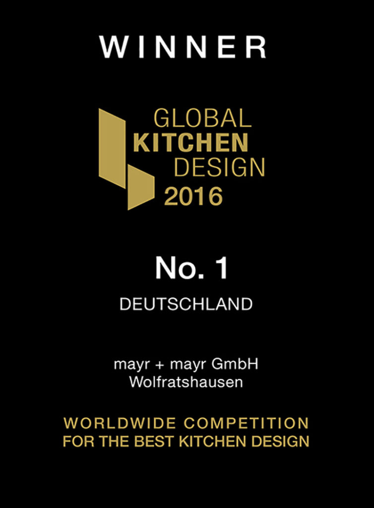 Global Kitchen Design 2016