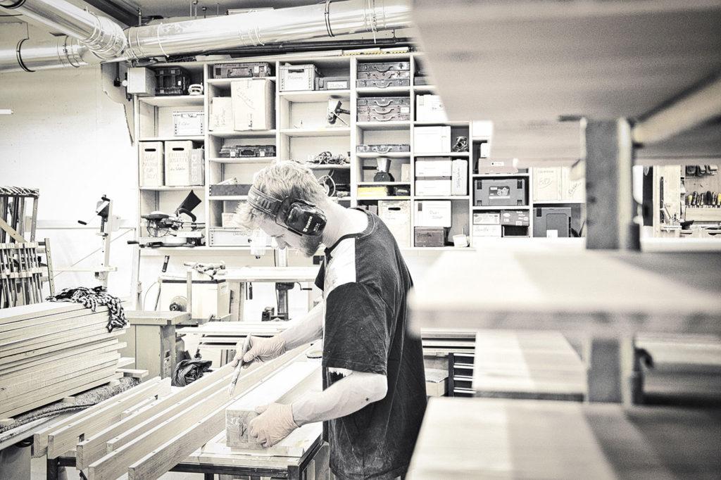 Arbeiten bei der mayr + mayr GmbH in Wolratshausen